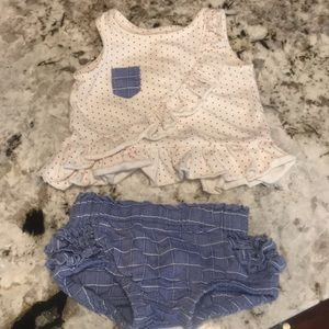 Cat and jack Two piece set